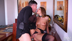 DDF Network - Cupcakes & Anal